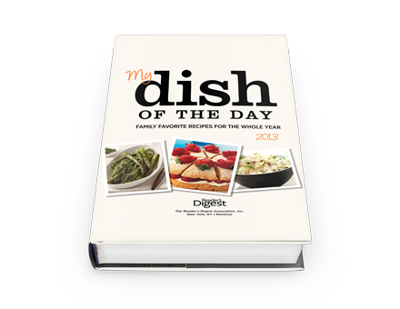 My Dish of the Day Cookbook