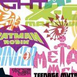 The Comic Book Work of Designer Rian Hughes